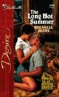 book cover of The Long Hot Summer