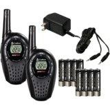 COBRA ELECTRONICS CXT235 20-Mie FRS/GMRS 2-Way Radio Vaue Pak