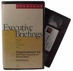Organizational IQ: Why Smart Organizations Perform Better [VHS]
