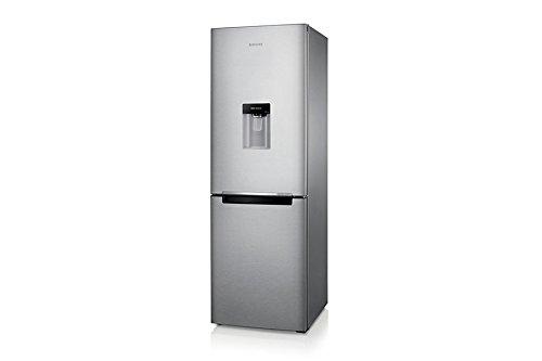 Samsung RB29FWRNDSA Fridge Freezer with Digital Inverter Technology, Silver, 288 L