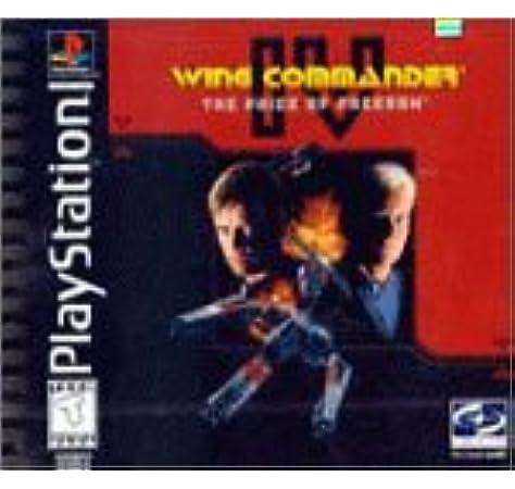 wing commander 4 controls