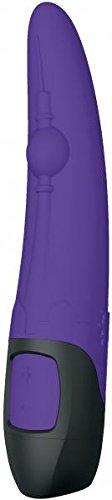 Evolved Vibratissimo Quattro G Spot Vibe - Purple/Black