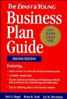 img - for The Ernst & Young Business Plan Guide (The Ernst & Young Business Guide Series) book / textbook / text book