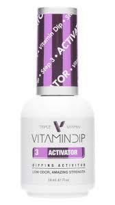 New Triple Vitamin Dip Essential Liquid (0.61 oz) (Activator)