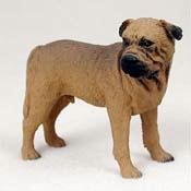 Bull Mastiff Original Dog Figurine (4in-5in)