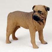 Bull Mastiff Original Dog Figurine (4in-5in)