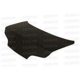 - Seibon Carbon Fiber OEM-Style Trunk Lid Infiniti G35 2dr 03-05