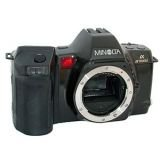 Minolta Dynax 8000i Camera Body Only; Lens Is Not Included