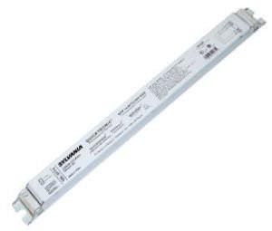 Sylvania QS2x28T5/UNV PS115-SC Fluorescent Ballast, 2 Lamp, 28W, T5, 120/277V