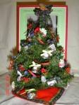 Alpine Christmas Tree for Muffy Vanderbear