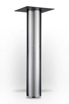Matte Black 28 1/2u0026quot; Inch Table Leg, 6u0026quot; ...