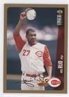 Jose Rijo (Baseball Card) 1996 Upper Deck Collector's Choice - [Base] - Gold Signature #113