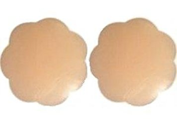 Silicone Nipple Covers by Cheeky- Flower, THE BEST VALUE FOR MONEY!!!
