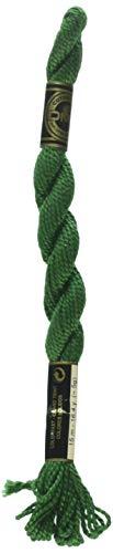 DMC 115 3-986 Pearl Cotton Thread, Very Dark forest Green, Size 3