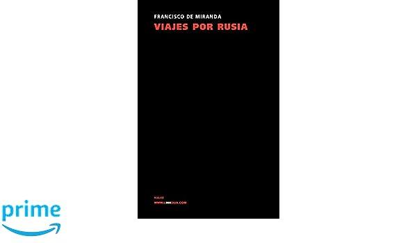 Viajes por Rusia e Italia (Memoria-Viajes) (Spanish Edition ...