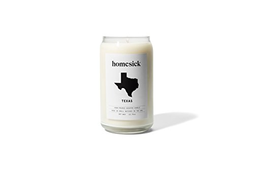 Homesick Scented Candle, - City Texas Us