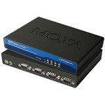 MOXA UPort 1450I USB to 4-Port RS-232/422/485 Serial Hub, USB 2.0 hi-Speed, 921.6Kbps, 15KV ESD Protection, 2KV Optical Isolation Protection, Mini DB9F-to-TB