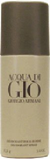 Acqua Di Gio By Giorgio Armani For Men. Deodorant Spray 3.4 Oz.