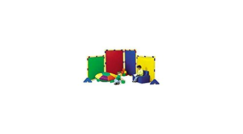 Big Screen Rainbow Playpanel - Set of 4 by Children's Factory (Image #1)