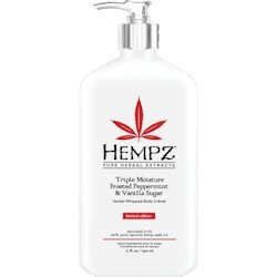Hempz Frosted Peppermint Vanilla Sugar