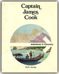 Captain James Cook, Ruth Harley, 0893751693