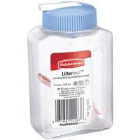 Rubbermaid 3117RDSPA Litterless Juice Boxes 8.5 oz.