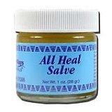 (Wiseways Herbals, Salve All Heal, 2 Ounce)