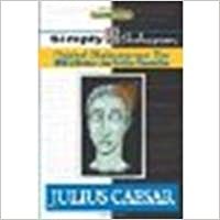 Book Julius Caesar by Shakespeare, William [Barron's Educational Series, 2001]