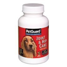 PETGUARD JOINT & HIP CARE FOR DOGS, 30 CT