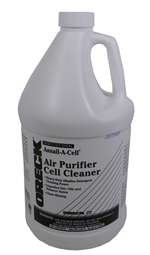 Oreck Air Purifier Truman Cell Cleaner. 1 Gallon. Assail-A-Cell. P/N: 35358