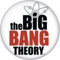 The Big Bang Theory LOGO Small Badge Button 1 inch Button