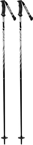 (K2 Style Composite Womens Ski Poles 2019-44in/Black)