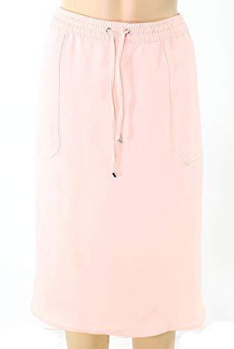 Lauren by Ralph Lauren Women's Crepe Skirt Pink - Women Skirts Ralph Lauren