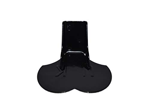 Black 14 Gauge Stainless Steel No Rust No Corrosion Patented Design Snow Guard EPDM Rubber Seal with No Caulk Needed