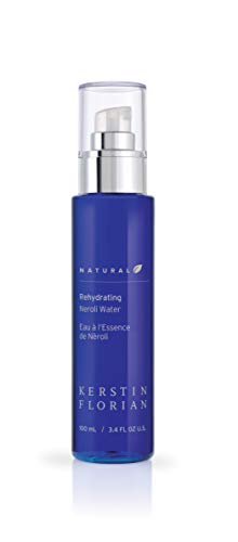 - Kerstin Florian Rehydrating Neroli Water, Refreshing Aromatherapy Face Mist and Toner 100ml/3.4 fl oz