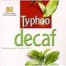 Typhoo Tea Decaf 80ct Tea Bags