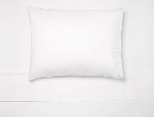 01 Pillowcase Pair King Light Blue ()