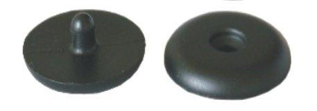 MUC AUTOTEILE - Fermaglio universale per cintura di sicurezza compatibile con ogni marchio e modello, dotato di clip di fissaggio, realizzato in plastica