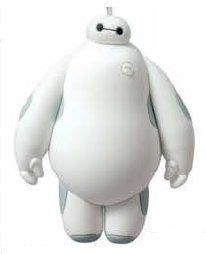 Disney Big Hero 6 White Baymax 3D
