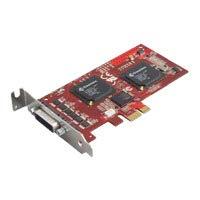 COMTROL 30138-7 Comtrol RocketPort Express 32-Port Multiport Serial Adapter, 32 x DB-9M RS-232/422/485 Serial Ports, PCI Express x1 Port, 460 kbit/s