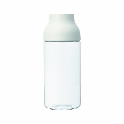 KINTO CAPSULE capsule Water Carafe 0.7L White 22968 (japan import)