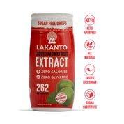 Lakanto Liquid Monkfruit Sweetener | Zero Calories | Original Flavor (Fruit Monk Liquid)