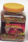 T-Rex Box Turtle Dry Formula 8 - Box Food Turtle