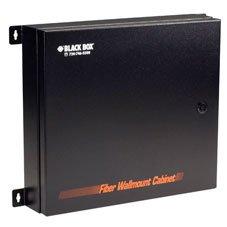 Fiber Wall Mount Enclosure (NEMA 4 Rated Fiber Optic Wallmount Enclosure - 4 Adapter Panels)