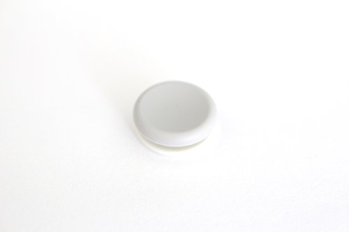 Replacement Grey Joystick Analog Stick Cap Cover for Nintendo 3DS XL 3DS (Analog Joystick Parts)
