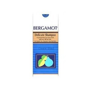 Bergamot Delicate Shampoo Prevents Hair Loss 200ml