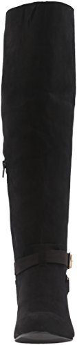 Fergalicious Womens Dominate Slouch Boot Black QIhwV3