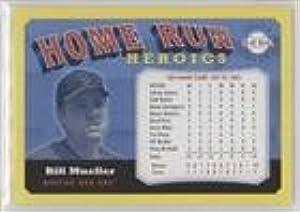 Bill Mueller (Baseball Card) 2004 Upper Deck Play Ball - Home Run Heroics #HH-BM