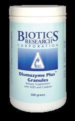Biotics Research, Dismuzyme Plus Granules (500G) (Dismuzyme Plus Granules)