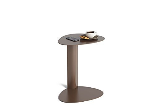 BDI Bink Mobile Media Table for Laptops and Tablets, Cocoa Finish (1025 CO) by BDI Furniture